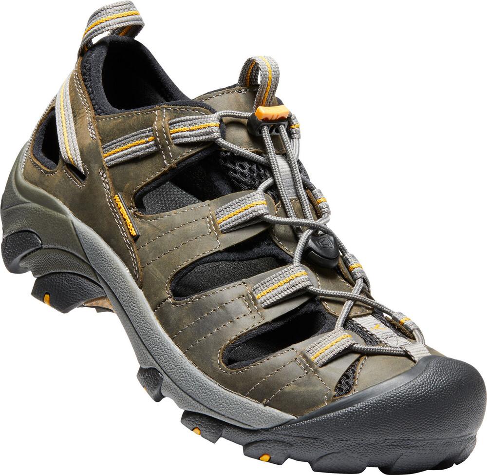 Brown Chaussures Taille 42 Vif Avec L'entrée Pour Les Hommes RnoW6